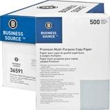 Business Source Premium Multipurpose Copy Paper 36591CT