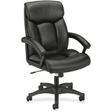 Basyx by HON VL151 High Back Loop Arm Executive Chair VL151SB11