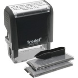 U.S. Stamp & Sign Do-It-Yourself 5915 Self-inking Stamp
