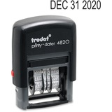 U.S. Stamp & Sign E4820 Self-inking Stamp