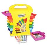 RoseArt Classpack 14-Drawer Marker Caddy