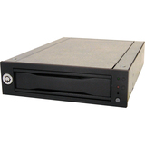 CRU Data Express DX115 Storage Enclosure - Internal - Black