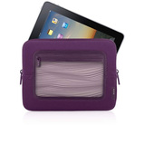 Belkin Verve F8N275TT128-APL Carrying Case for iPad - Perfect Plum