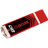 CMS Products CE Secure CE-FLASH-8G Flash Drive - 8 GB