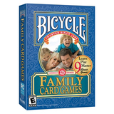 Encore Bicycle Family Card Games