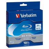 Verbatim Blu-ray Dual Layer BD-R DL 6x Disc