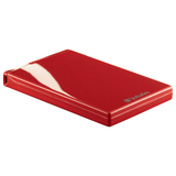 Verbatim Acclaim Portable 97383 750 GB External Hard Drive - Red