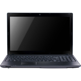 Acer Aspire AS5742Z-4459 15.6 Notebook - Pentium P6200 2.13 GHz - Black