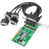 SIIG JJ-P04621-S7 4-port Multiport Serial Adapter JJ-P04621-S7