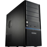 Cooler Master Elite 350 - Mid Tower Computer Case with 500W Power Supply and Blue LED Strip RC-350-KKR500-GP