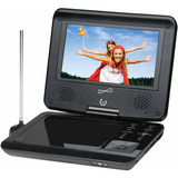 Supersonic SC-257 Portable DVD Player