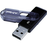 PNY Mini Attache P-FD8GB/MINI-EFS2 8 GB USB 2.0 Flash Drive - PFD8GBMINIGE