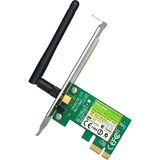 Tp-Link TL-WN781ND IEEE 802.11n (draft) PCI Express x1 - Wi-Fi Adapter