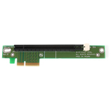 StarTech.com PCI Express X4 to X16 Slot Extension Adapter for 1U Servers