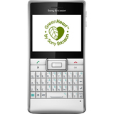 Sony Ericsson Aspen Smartphone - Bar - White