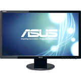 ASUS VE247H 23.6IN Widescreen LED LCD Monitor 1920X1080 2MS 10M1DC HDMI DVI-D VGA Speakers