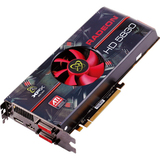 XFX HD-583X-ZAFC Radeon HD 5830 Graphics Card - PCI Express 2.1 x16 - 1 GB DDR5 SDRAM