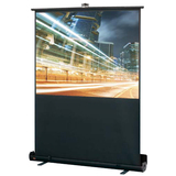 "Draper Traveller 230138 Manual Projection Screen - 76"" - 16:10 - Portable 230138"