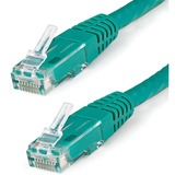 StarTech.com 10ft Green Cat6 UTP Patch Cable ETL Verified