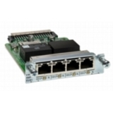Cisco VWIC3-4MFT-T1/E1 Voice/WAN Interface Card - VWIC34MFTT1E1
