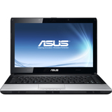 ASUS U31JG-A1 13.3 LED Notebook - Core i3 i3-380M 2.53 GHz - Silver
