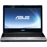 ASUS U41JF-A1 14 LED Notebook - Core i3 i3-380M 2.53 GHz - Silver