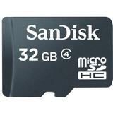 SDSDQM032GB35N - SanDisk 32 GB microSD High Capacity (microSDHC)