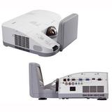 NEC Display NP-U300X-WK1 3D Ready DLP Projector - 720p - HDTV - 4:3 NP-U300X-WK1