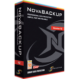 Novastor NovaBACKUP v.12.0 Business Essentials - 1 Server