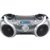 Memorex IMT00125 Radio/CD/MP3 Player Boombox 00125