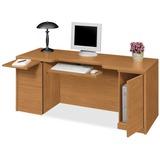 HON 10560 Box/Box/File Computer Credenza 105497CC