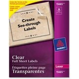 Avery Easy Peel Mailing Label 15665
