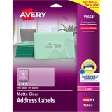 Avery Easy Peel Mailing Label 15663