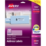Avery Easy Peel Mailing Label 15662