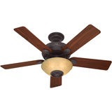 21894 - Hunter Fan Westover Four Seasons Heater 21894 Ceiling Fan