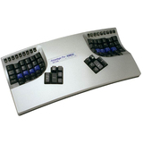 Kinesis Corporation KB510USB-MET Advantage Pro USB Keyboard
