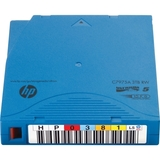 HP C7975AK LTO Ultrium 5 Data Cartridge with Custom Labeling C7975AK