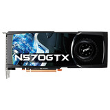 MSI N570GTX-M2D12D5 GeForce GTX 570 Graphics Card - PCI Express 2.0 x16 - 1.28 GB GDDR5 SDRAM