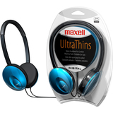 Maxell 190245 Headphone - Stereo - Blue - Mini-phone