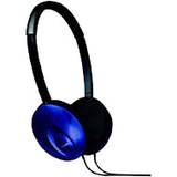 Maxell 190247 Headphone - Stereo - Purple - Mini-phone
