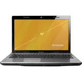 Lenovo IdeaPad Z565 43113HU 15.6' LED Notebook - Turion II P560 2.5GHz - Black