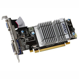 MSI R5450-MD1GD3H/LP Radeon HD 5450 Graphics Card - 1 GB DDR3 SDRAM - PCI Express 2.1 x16