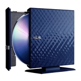 ASUS SBC-06D1S-U Blu-ray Reader/DVD-Writer - Diamond Blue - Retail - External