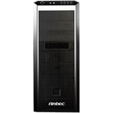 Antec Gaming Case One Hundred System Cabinet - Mini-tower - Black