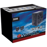 Visiontek 900346 ATX12V & EPS12V Power Supply - 500 W