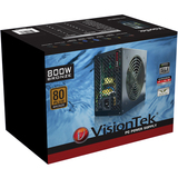 Visiontek 900349 ATX12V & EPS12V Power Supply - 800 W