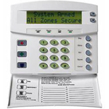 GE NetworX NX-148E-RF 192-Zone LCD Keypad Access Device NX-148E-RF