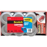 Scotch 385012DP3 Packaging Tape