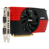 MSI N450GTS-M2D1GD5 GeForce GTS 450 Graphics Card - PCI Express 2.0 x16 - 1 GB GDDR5 SDRAM
