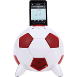 Lanchiya miSoccer 2.1 Speaker System - Red, White